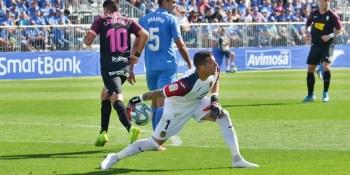 Biel Ribas se vistió de héroe contra el Zaragoza