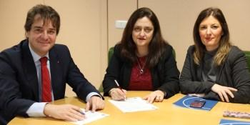 Convenio en materia formativa entre Ayuntamiento y Hospital de Fuenlabrada