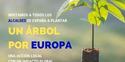 Fuenlabrada se suma a la iniciativa #UnÁrbolPorEuropa