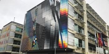 La exposición 'Arte Urbano...?' llega al CEART de la mano de SUSO33