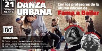 Masterclass 'Fama a Bailar' para jóvenes, esta tarde en la Casa de la Música