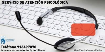 Ayuda psicológica para afrontar el confinamiento durante el Estado de Alarma