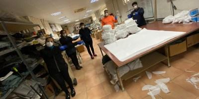Industriales y autónomos de Fuenlabrada se unen en una Red de empresas solidarias