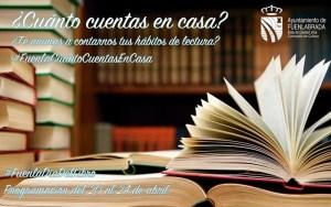 """Fuenlabrada cierra la semana de celebración del Día del Libro con """"microrrelatos"""""""