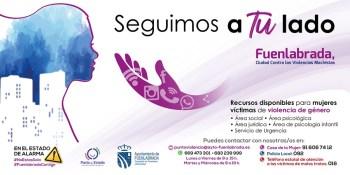 324 actuaciones telefónicas contra la violencia de género desde que se inició el confinamiento