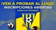 El Lugo Fuenlabrada abre el plazo de inscripciones para la próxima temporada