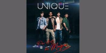 """""""Por arte de magia"""", el nuevo single de UNIQUE"""