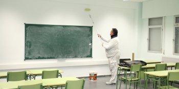 170.000 euros para una nueva edición del programa 'Pintamos la escuela'