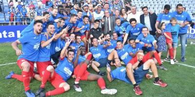Se cumple un año del mejor día en la historia del CF Fuenlabrada