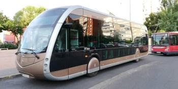 Fuenlabrada sigue probando autobuses eléctricos para incorporarlos a la flota de la EMTF