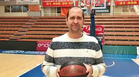 Ferran Lopez repasa como es la plantilla del Montakit Fuenlabrada