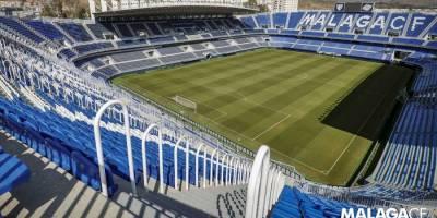 La Rosaleda es el estadio alternativo al Torres por el COVID 19