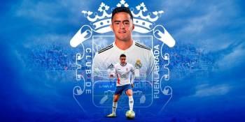 Pulido firma por el Fuenla para las próximas cuatro temporadas
