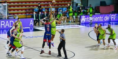 Un irregular Urbas Fuenlabrada no puede parar al TD Systems Baskonia