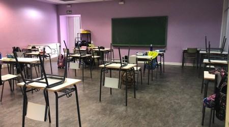 El Ayuntamiento cede espacios a Educación para el desarrollo de la actividad docente