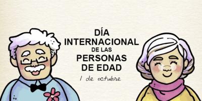 Celebración virtual del Día Internacional de las Personas Mayores