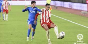 El Fuenla cae en Almería en el peor partido de la temporada