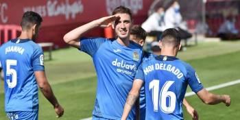 El Fuenlabrada sigue haciendo soñar a su parroquia tras vencer en Girona