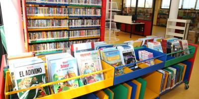 Fuenlabrada celebra el viernes el Día Internacional de las Bibliotecas