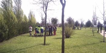 Las plantaciones de árboles se realizan este año sin la participación de los escolares