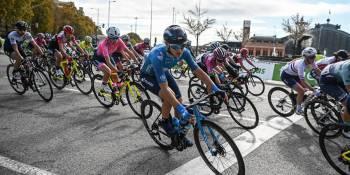 La fuenlabreña Carolina Esteban finaliza la Ceratizit Challenge by La Vuelta