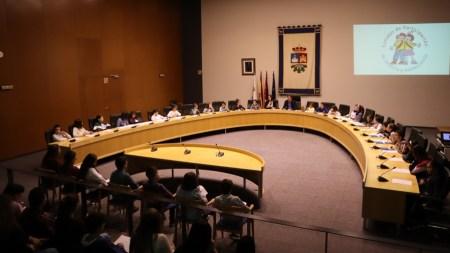 Fuenlabrada ratifica su compromiso con la defensa de los derechos de la Infancia