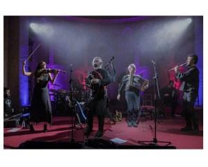 Luar Na Lubre presenta nuevo disco en concierto