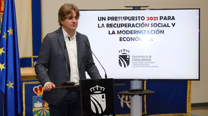 El presupuesto municipal para 2021 crece hasta los 205,5 millones de euros