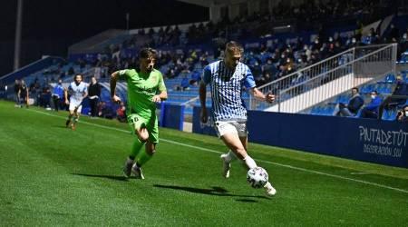 Un solitario gol de Tahiru da el pase de ronda al Fuenlabrada en Mallorca