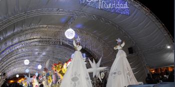 Más de 12.000 personas visitan durante el fin de semana la Cabalgata estática de Reyes