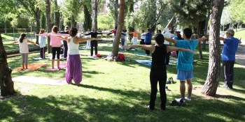 Fuenlabrada reabre parques infantiles y varias zonas al aire libre