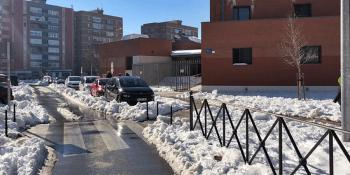 Presupuesto de 3 millones de euros para arreglar daños de la borrasca Filomena