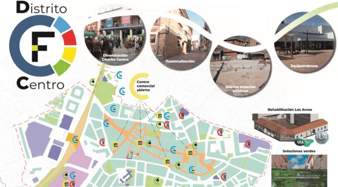 El Pleno del Ayuntamiento da luz verde al desarrollo del Distrito Centro