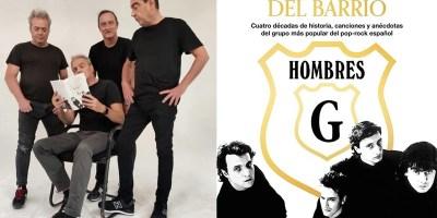 Hombres G son historia viva de la música española