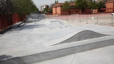El Ayuntamiento reabre el skatepark y seis pistas polideportivas