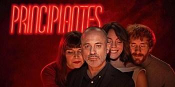 Javier Gutiérrez representa el domingo la obra de teatro 'Principiantes'