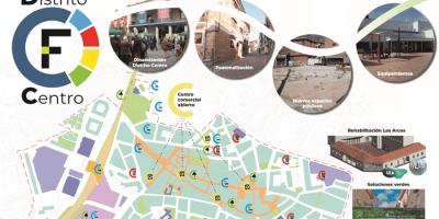 Aprobadas las actuaciones en las calles Harina y Pelayos dentro del Distrito Centro