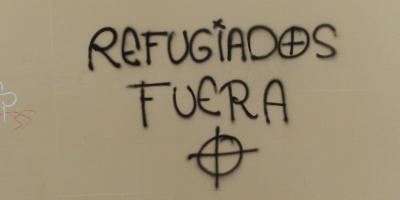 Fuenlabrada borra más de 500 pintadas ofensivas desde la puesta en marcha del programa Borra el odio