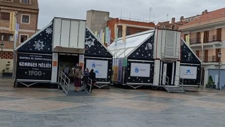 Se inaugura la exposición Empieza el espectáculo George Méliès y el cine de 1900