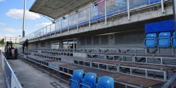 Pistoletazo de salida para el nuevo Estadio Fernando Torres