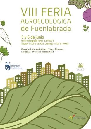 Este año sí se celebra la Feria Agroecológica de Fuenlabrada