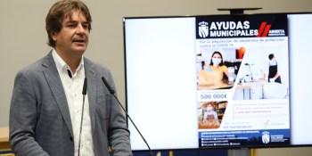 Ayudas económicas municipales a autónomos y micropymes afectados por la pandemia