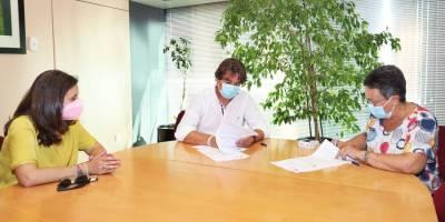 El Ayuntamiento firma un nuevo convenio con el Comedor Social La Casita