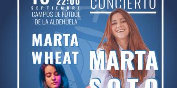 Los conciertos de las Fiestas de Fuenlabrada tendrán a artistas locales como teloneros