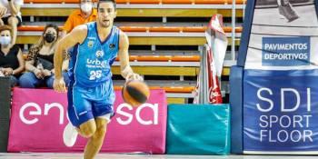 Álex López solo piensa en el duelo ante el Gran Canaria