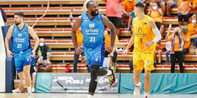 Eyenga jugó lesionado para intentar levantar al Urbas Fuenlabrada