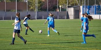 Éxito rotundo de las Jornadas de Fútbol Femenino de Fuenlabrada