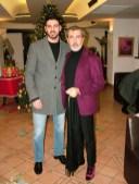 Michele Miglionico e l'attore Michele Morrone[757]