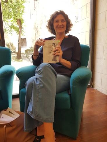 Presentazione libro Sofia Gnoli.4 ph. Emnuele Taccardi.