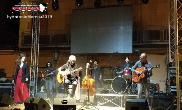 Immagine tratta da repertorio di Onda Lucana®by Antonio Morena 2019 Eugenio Bennato